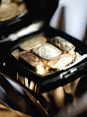 La colección de maquillaje Bizantina de Chanel: lo más