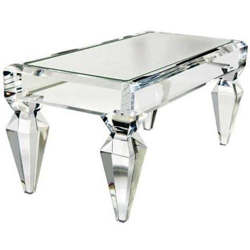 Las mesas de Craig Van den Brulle: el no va más en decoración chic